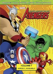 Avengers Earth´s Mightiest Heroes