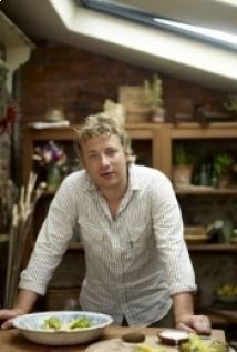 En casa de Jamie Oliver
