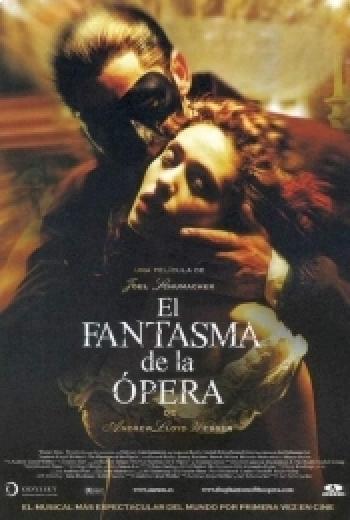 El fantasma de la Ópera (miniserie)