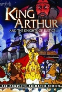 El rey arturo y los caballeros de la justicia