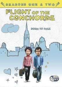 Flight of the Conchords (Los Conchrods)