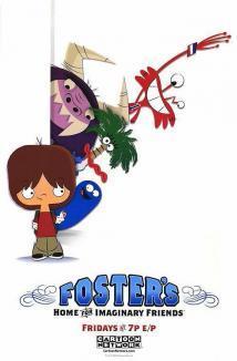 Foster, la casa de los amigos imaginarios
