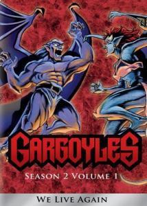 Gargoyles (Gárgolas)
