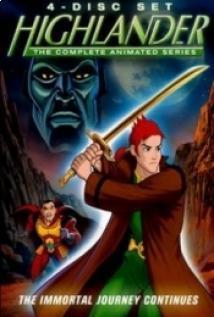 Los Inmortales (serie animada)