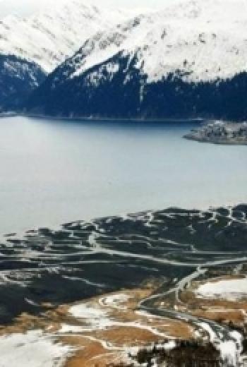 Alaska desde el cielo