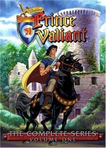 La leyenda del Principe Valiente