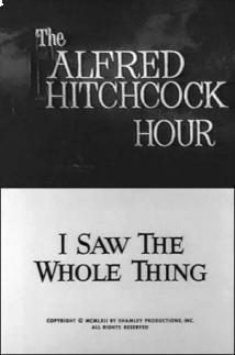 La hora de Alfred Hitchcock