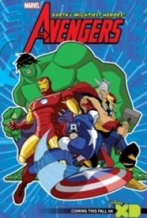 Los Vengadores - Los heroes más poderosos del mundo