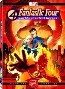 Los 4 Fantásticos (1996)