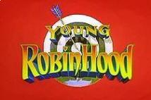 Las aventuras del joven Robin Hood
