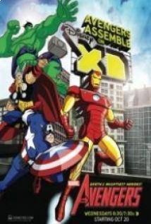 Los Vengadores los Heroes mas Poderosos de la Tierra