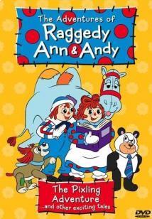 Las aventuras de Raggedy Ann y Andy