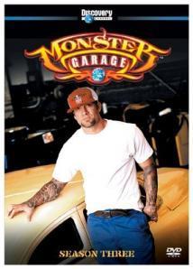 Monster Garaje