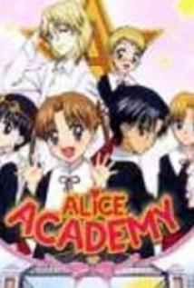 Alice, la escuela de magia