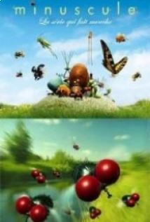 Minúsculos, la vida privada de los insectos
