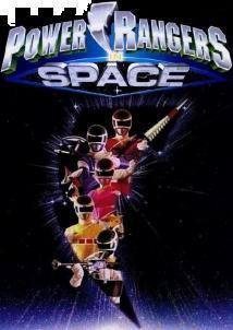 Power Rangers En El Espacio