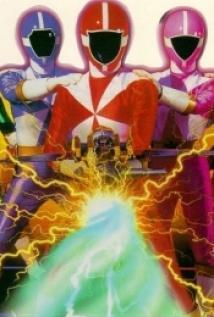 Power Rangers Rescate Relámpago