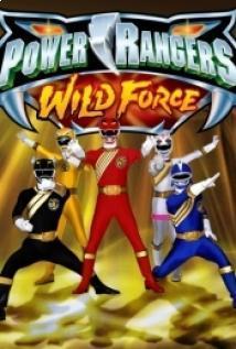 Power Rangers Fuerza Salvaje