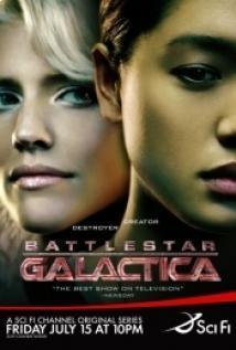 Battlestar Galactica: estrella de combate