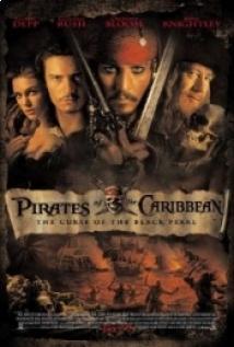 Piratas del Caribe - La maldición del Perla Negra