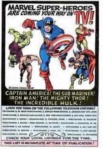 The Marvel Superheroes