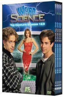Weird Science (Ciencia Loca)